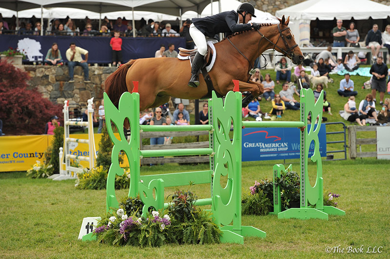 McLain Ward and Rothchild; photo © The Book LLC