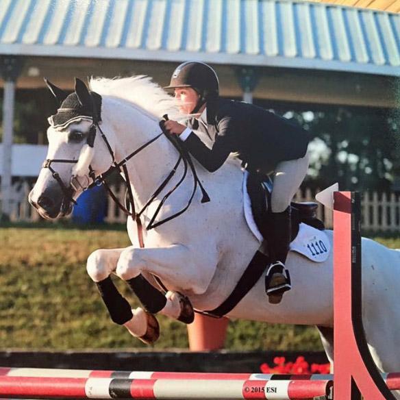 Jessica Connor, Rider/Trainer