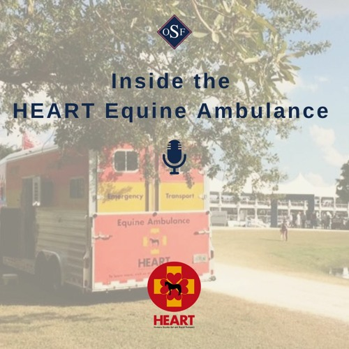 Interview with Robin Sweely and Ambulance attendant David Raisor about the HEART Ambulance